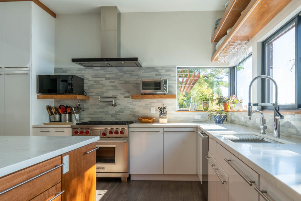 Custom Kitchen Remodel Houghton Michigan